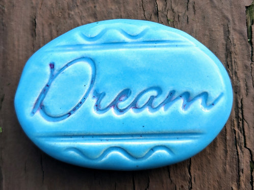 DREAM Pocket Stone - Sky Blue
