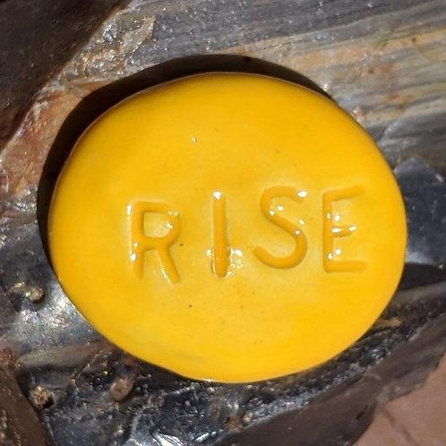 RISE Pocket Stone - Maize