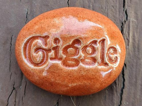 GIGGLE Pocket Stone - Tuscan Sun
