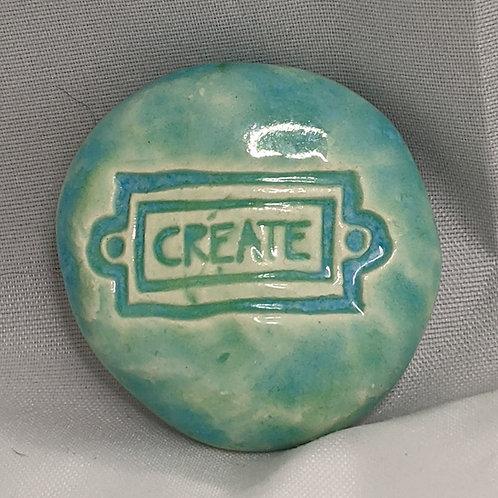 CREATE Pocket Stone - Bluebell