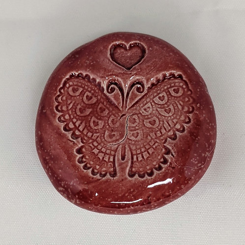 BUTTERFLY Pocket Stone - Sirocco Red