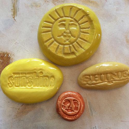 SUN / SUNSHINE Pocket Stone Collection
