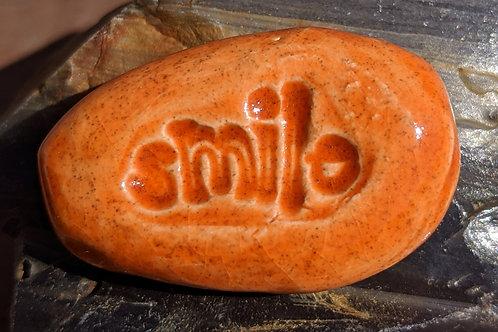 SMILE Pocket Stone - Tuscan Sun