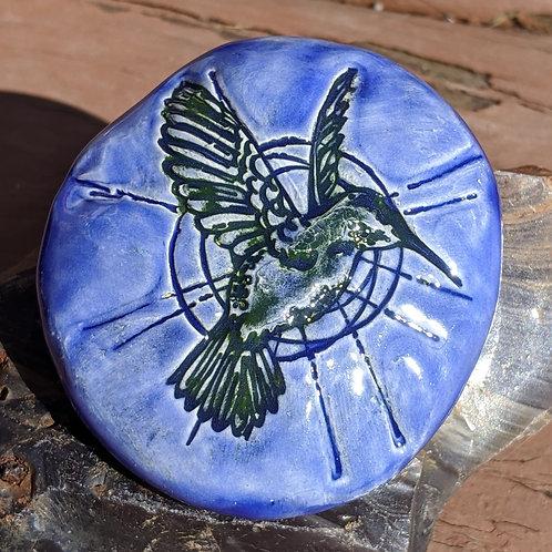 HUMMINGBIRD Pocket Stone - Midnight Blue