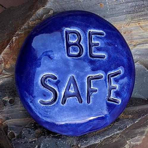 BE SAFE Pocket Stone - Midnight Blue