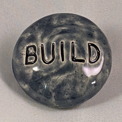 BUILD Pocket Stone - Denim Blue