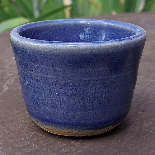 SHOT GLASS by TC Pottery Studio - Blue