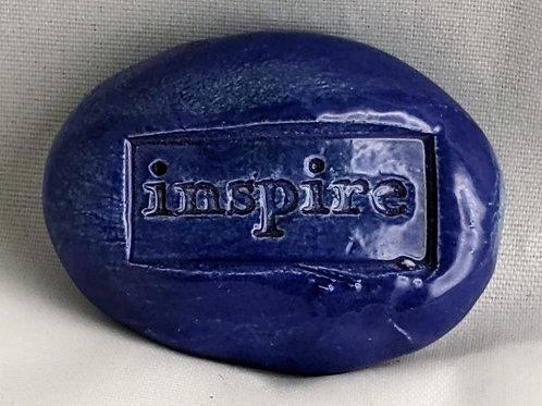 INSPIRE Pocket Stone - Royal Blue