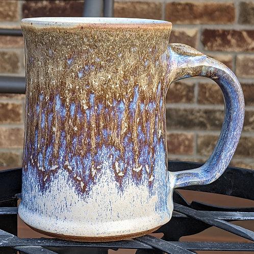 STONEWARE MUG by TC Pottery Studio - Art Glazes