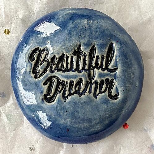 BEAUTIFUL DREAMER Pocket Stone - Denim Blue