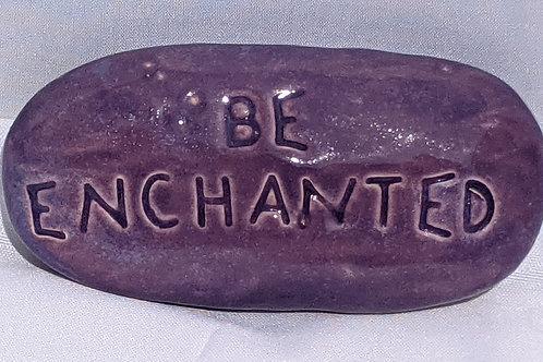 BE ENCHANTED Pocket Stone - Tanzanite
