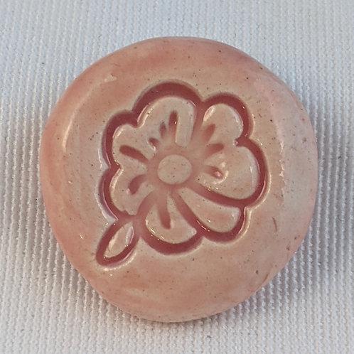 LITTLE FLOWER Pocket Stone - Petal Pink