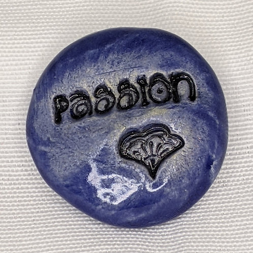 PASSION Pocket Stone - Exotic Blue