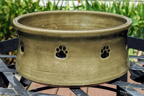 PET BOWL - Smoke Celadon
