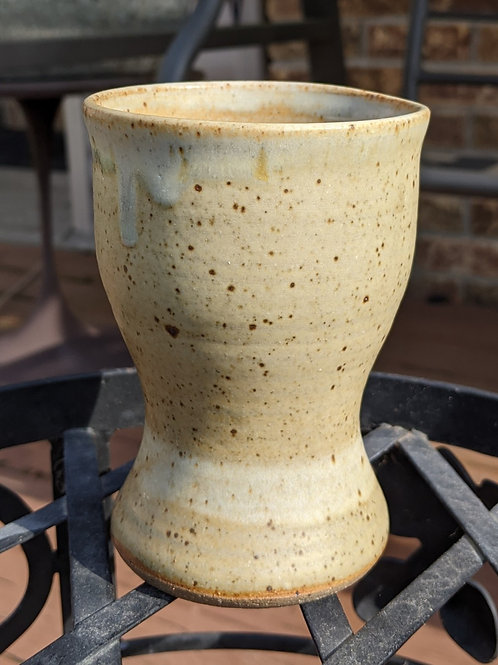 STONEWARE CUP by TC Pottery Studio - Eggshell