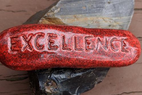 EXCELLENCE Pocket Stone - RubyShimmer