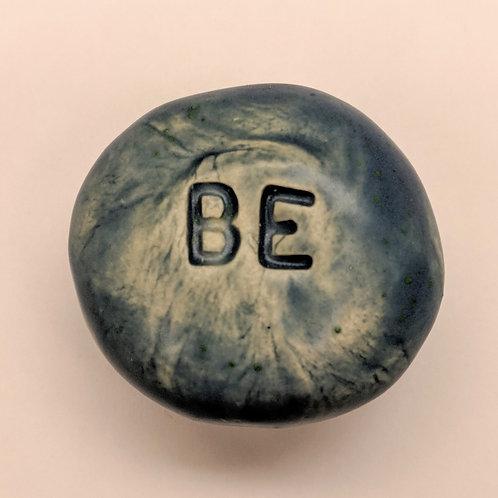 BE Magnet - Slate Blue