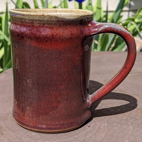 STONEWARE MUG by TC Pottery Studio - Copper Grape