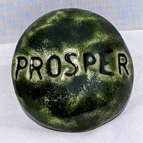 PROSPER Pocket Stone - Kelp Forest Green