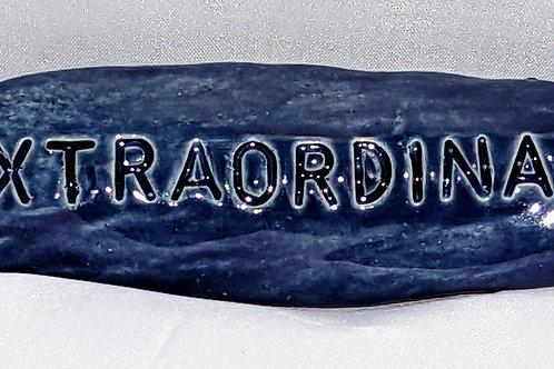 EXTRAORDINARY Pocket Stone - Midnight Blue