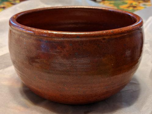 STONEWARE BOWL by TC Pottery Studio - Shino