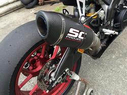 SC-Project Carbon Racing Oval -Aprilia