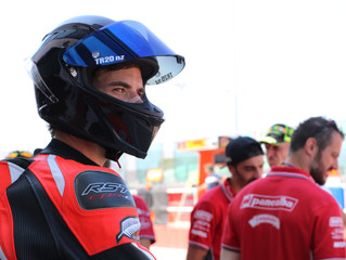 Misano Circuit Return Saw The Team Place 19th
