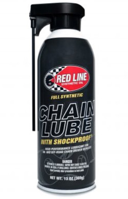 Red Line Oil Chain Lube
