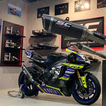 Yamaha R1, 2018-2019 WA State Champion Superbike from the #VelocityRaceTeam, pilot Ben Stronach
