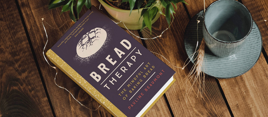 Book Design for Yellow Kite Books: Bread Therapy