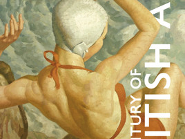 Jumping into 2021: Art exhibition poster design