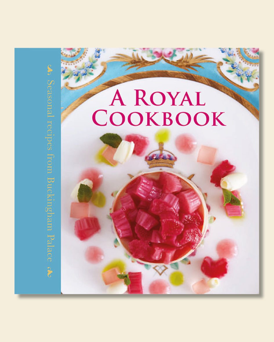 A Royal Cookbook