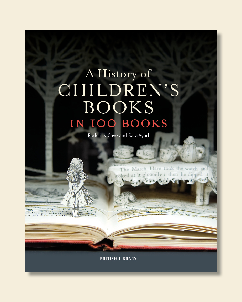 A History of 100 Children's Books