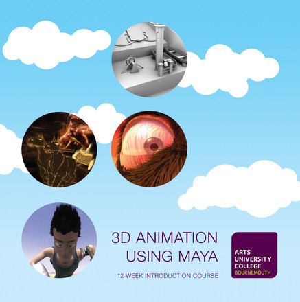 Animation short course flyer