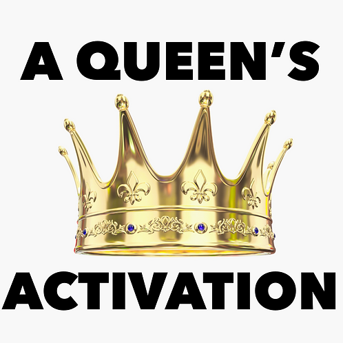 A Queen's Activation (Partner Course)