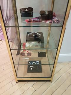 Glasses Cabinet I dressed