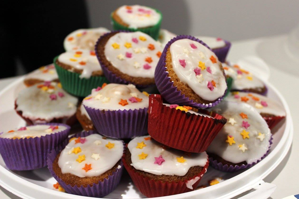 200 cupcakes I made