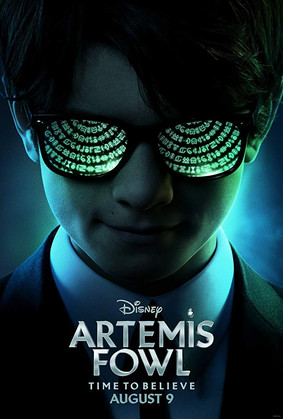Artemis Fowl - Art Department Work Experience