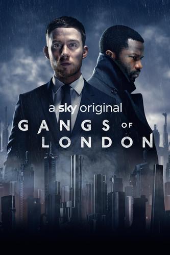 Gangs of London - Art Department Coordinator