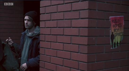 Homeless Poster Screengrab