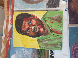 Portraits for Art Class