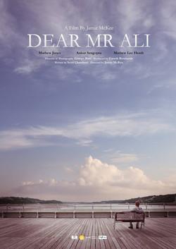 dear mr ali poster