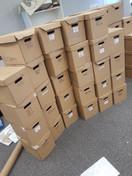 Boxes I aged
