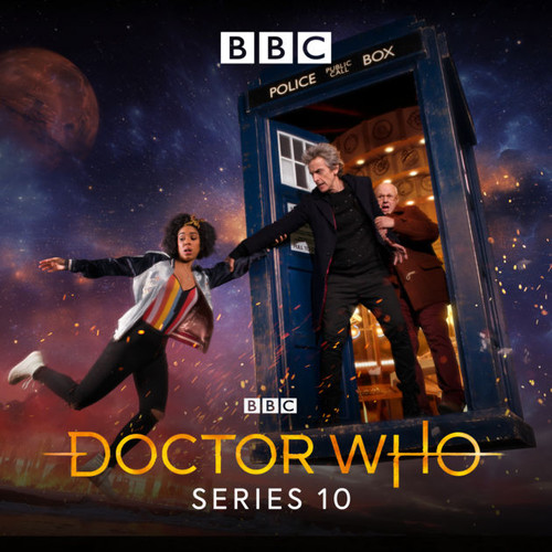doctor who series 10 - Art Department Work Experience