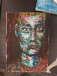 Portrait for Art Class