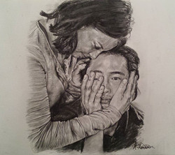 Glen and Maggie