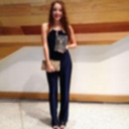 "Winning th ""Best Art Department Trainee"" Award"