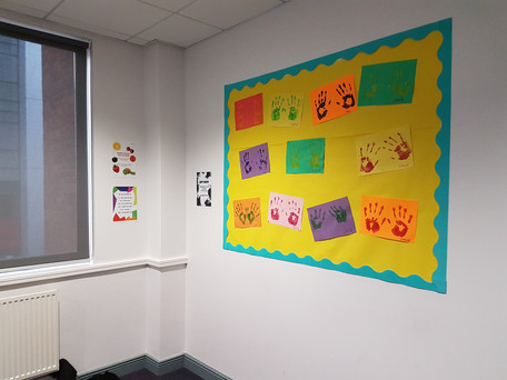 School Classroom Health Posters and School Exercise