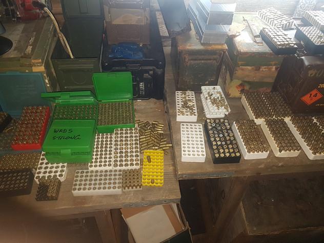 Evie's bullet factory