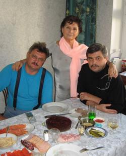 2007.02.05 Мать с сыновьями